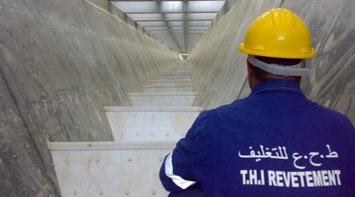 Special anti-acid coatings libye